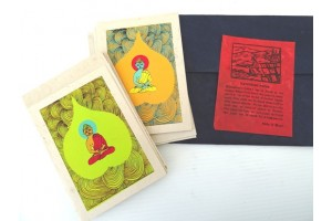 Eight Cards with Envelopes