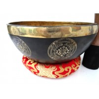 25.5 cm Hammered Singing Bowl