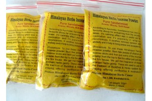 Pure Sandalwood Incense Powder