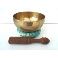 15 cm Hammered Singing Bowl