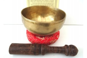 13 cm Hammered Singing Bowl