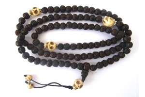 Rurakshya Mala with Skulls