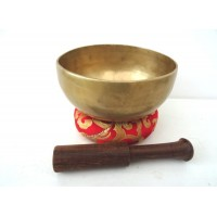 12 cm Hammered Singing Bowl