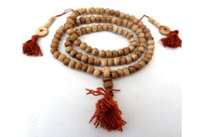 Bone Mala on Elastic