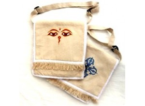 Boxes, Cotton and Suede Bags