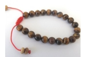 Tigereye Power Bead Bracelet